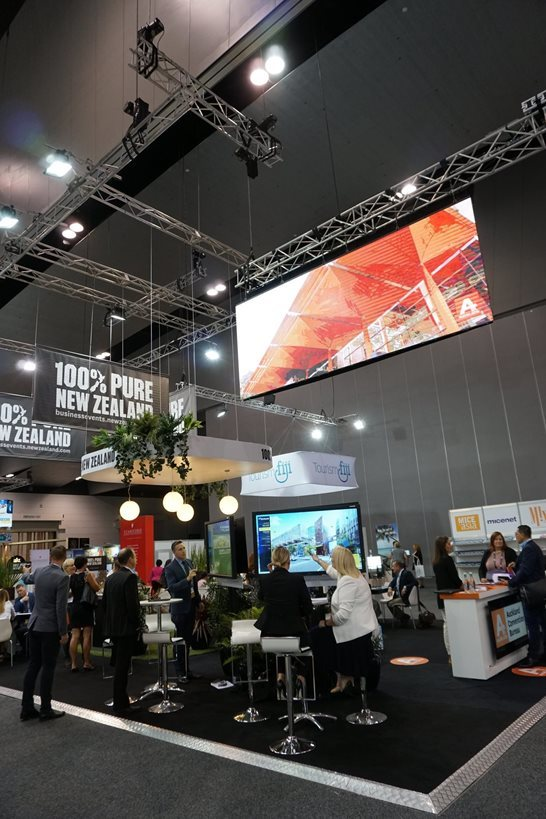 The NZICC at AIME 2017