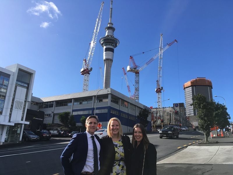 Callum Mallett - General Manager Operations, Prue Rogers - Director of Sales, Sarah Burilin - Marketing Manager.